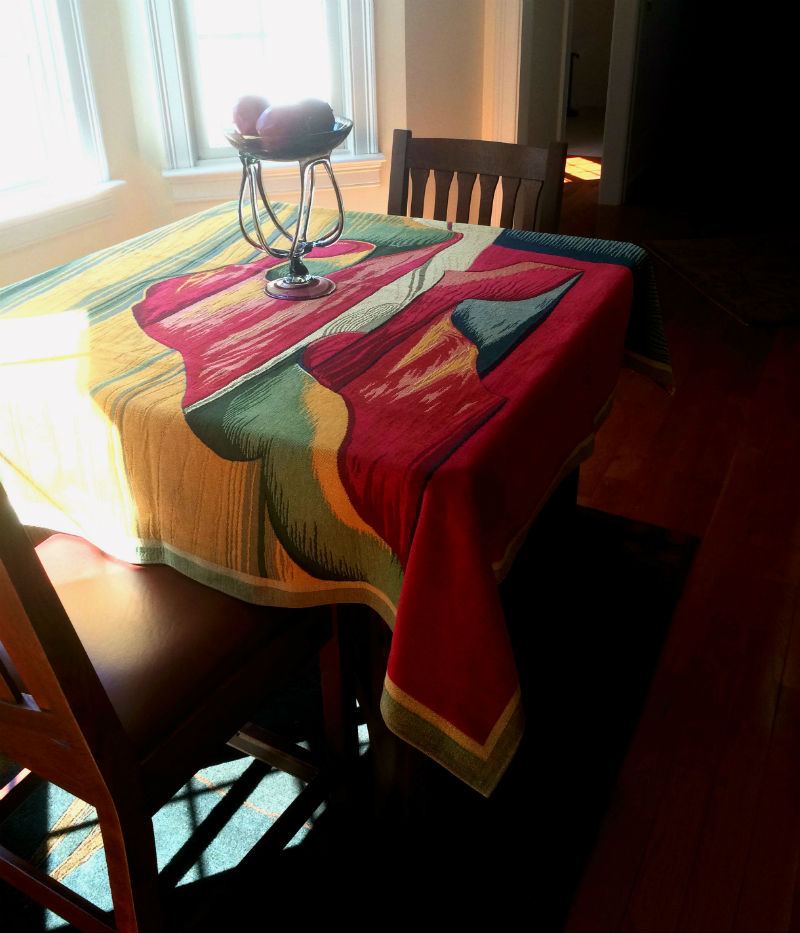 Apocalyse tapestries Angels Cloak tablecloth