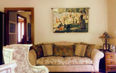 Impressionist tapestries - European tapestry art