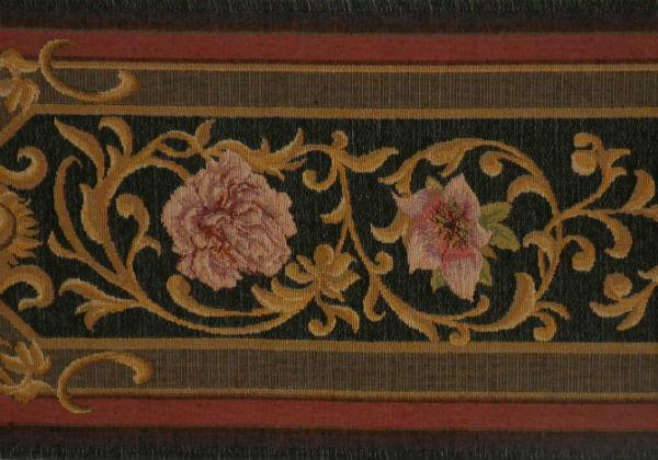Josephine French table runner detail