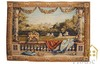 Chateau Bellevue tapestry - French chateaux tapest