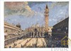 Piazza San Marco Venice - Canaletto tapestry