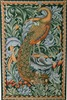 The Forest tapestry - William Morris Peacock