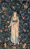 Flora tapestry, small