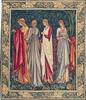 Ladies of Camelot tapestry