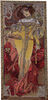 Mucha Autumn tapestry - Art Nouveau tapestries
