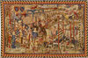 At the Tournament tapestry