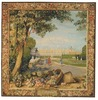 Chateau of Versailles tapestry