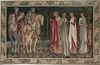 Departure of the Knights tapestry
