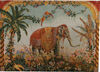 Royal Elephant tapestry, no border