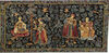 Embroidery tapestry - medieval tapestries