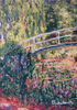 Monet's Bridge tapestry