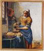 The Milkmaid - Jan Vermeer wall art