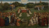 Ghent Altarpiece tapestry