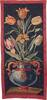 Tulips Belgian wall tapestry
