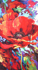 Awakening tapestry - poppy tapestries