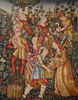 Grapes Harvest tapestry - Cluny Museum