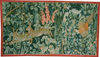 Greenery Tapestry - Left Side