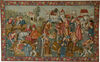 Marché au Vin tapestry wallhanging