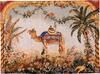 The Camel tapestry, no border