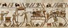 Banquet - Bayeux Tapestry - medieval tapestries