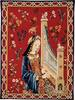 The Hearing tapestry - Cluny unicorn tapestries