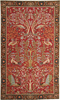Trees and Birds tapestry - mille fleurs tapestries