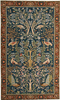 Trees and Birds tapestry