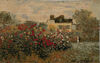 Claude Monet's House - Giverny tapestry