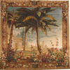 The Pineapple Harvest tapestry - square