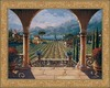 The Vineyard tapestry - Tuscan tapestries