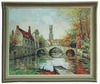 The Tapestry of Bruges - The Lake of Love tapestry