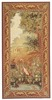 Tentures des Indes tapestry - flamingo