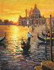 Day Ends at Venice tapestry
