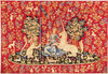 Sight tapestry wallhanging