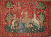 Lady with the Unicorn tapestries - Taste tapestry