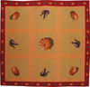 Gourds tablecloth