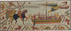 The Embarkment - Bayeux Tapestry