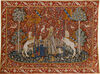 Taste tapestry - Lady with the Unicorn