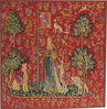 Touch tapestry - Lady with the Unicorn